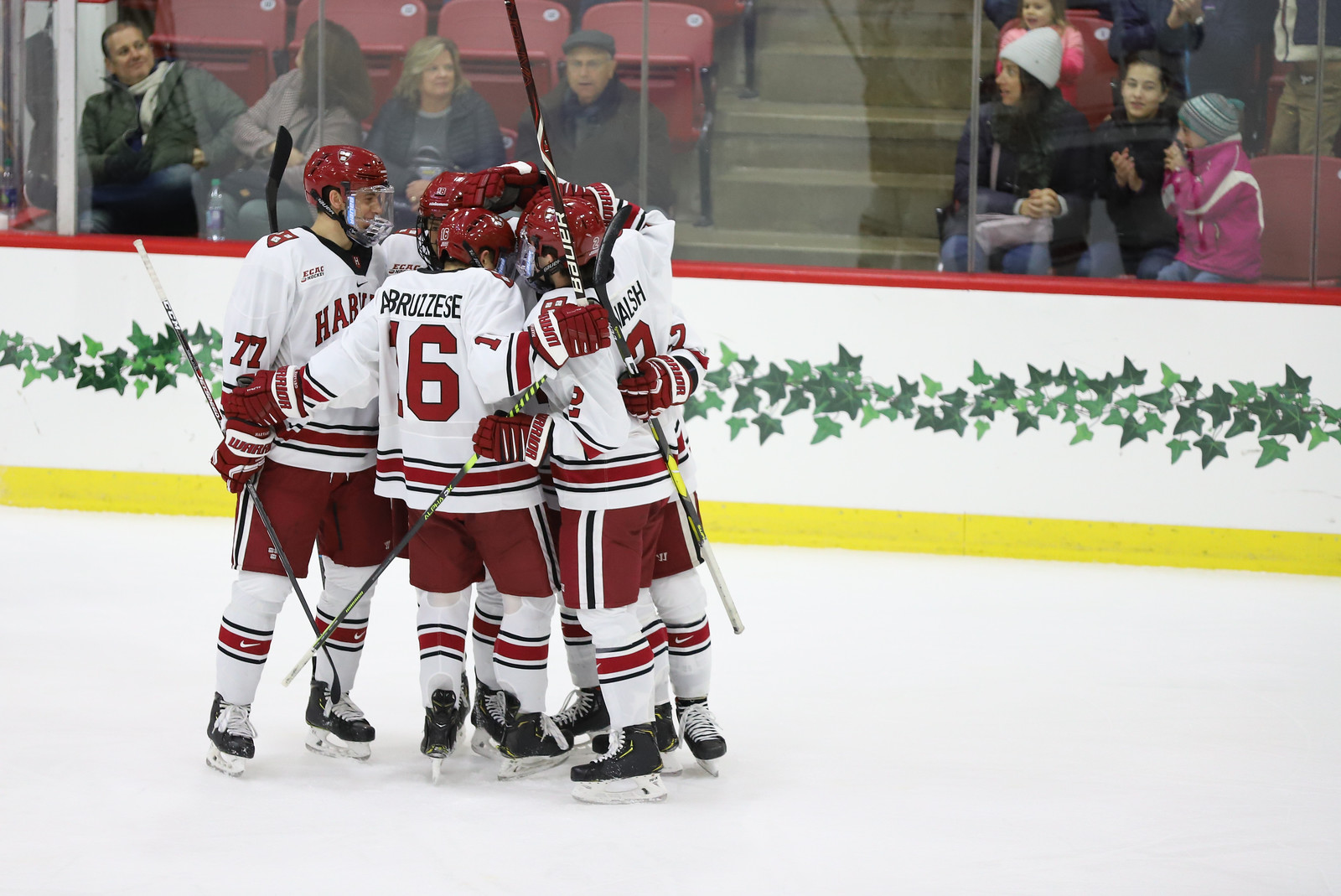 The Crimson is off to its best start to a season since 1993-1994.