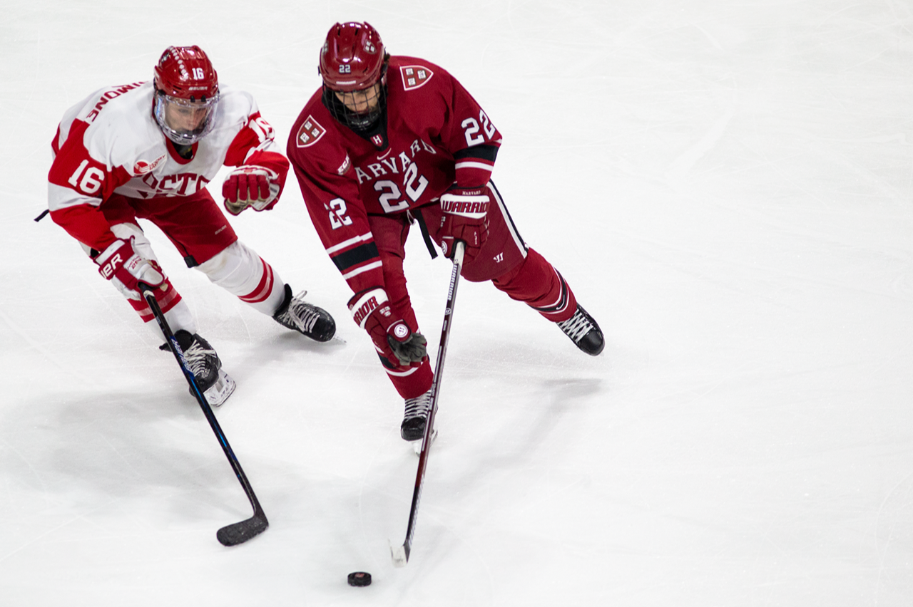 The Crimson immediately turns to No. 2 Cornell, who visits the Bright-Landry Hockey Center on Friday and poses the most daunting matchup thus far in 2019-2020.