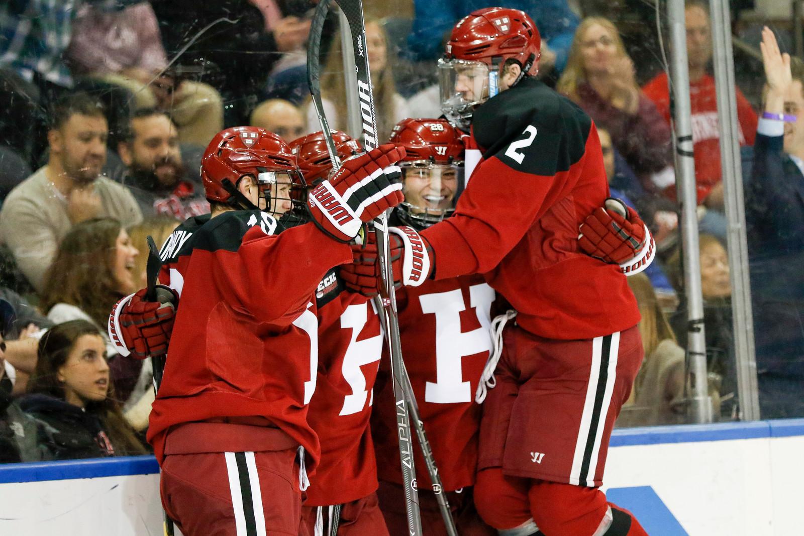 Last season, Harvard defeated Cornell at Madison Square Garden in a pivotal game in the 2018-2019 season narrative.