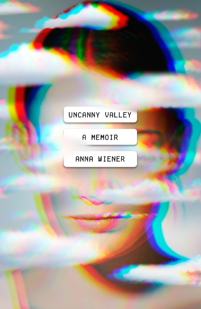 "Cover of ""Uncanny Valley."""