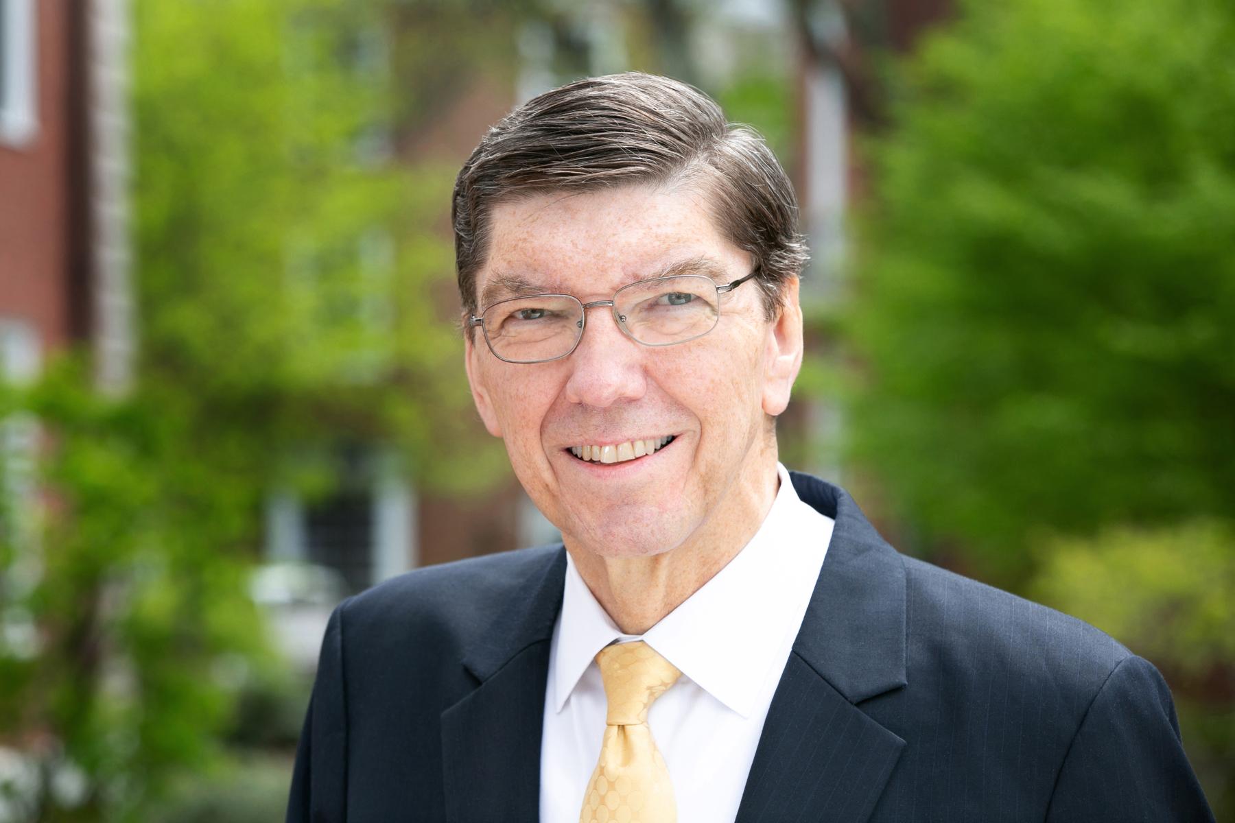 'Beloved' HBS Professor Clayton Christensen Dies at 67 | News | The Harvard Crimson