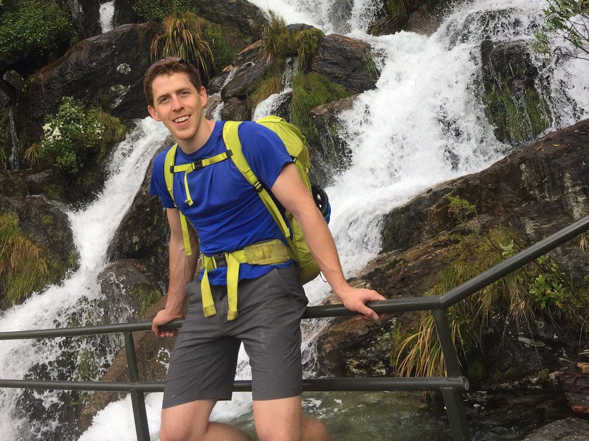Mark B. Herzog was a fifth-year graduate student enrolled in the joint M.D. and Masters of Public Policy program at Harvard Medical School and Harvard Kennedy School. Passionate about spending time outdoors and improving rural medical care, he died in late January at age 27.