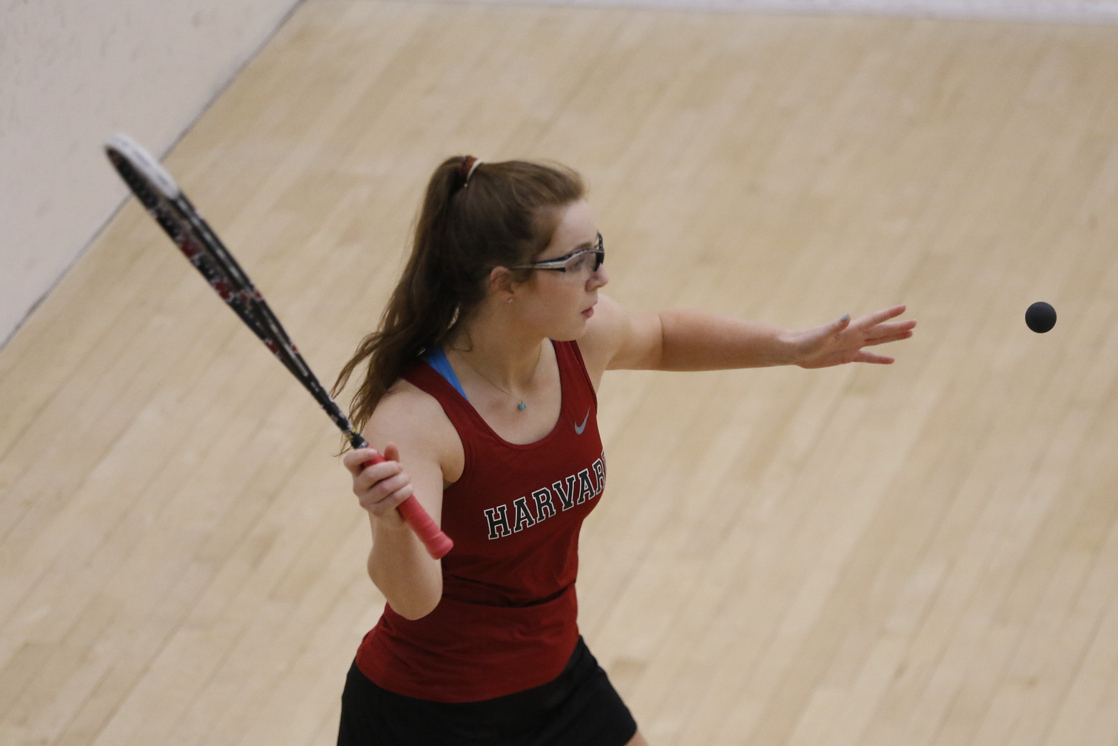 The women's squash team closed out its season with a win over Princeton to take home its sixth-straight national championship.