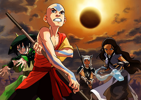 """Avatar: The Last Airbender"" reckoned with grown-up themes in a child-friendly package."