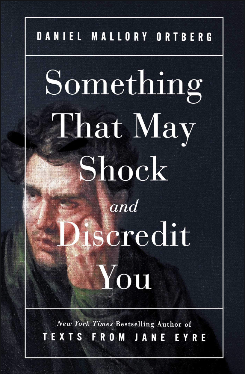 """Cover art for """"Something That May Shock and Discredit You."""""""
