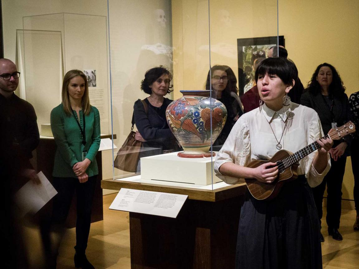 International Women's Day at the MFA.