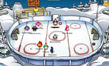 Club penguin 14