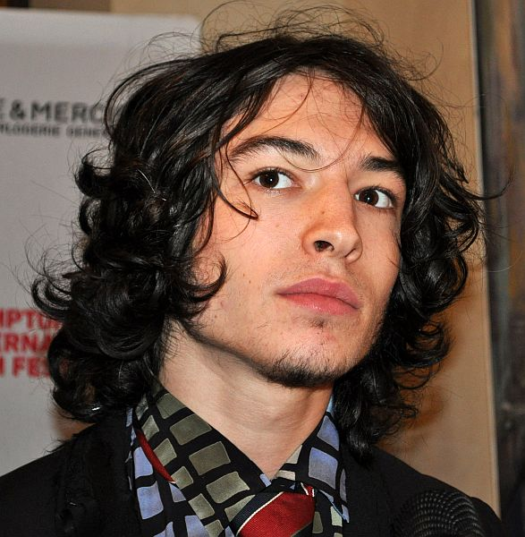 Ezra Miller attends the Hamptons International Film Festival Baume & Mercier Party in 2011. Photo by Nick Stepowyj.