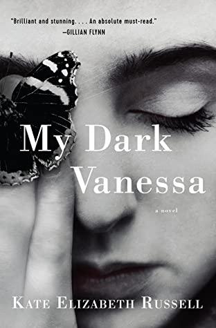 """Cover art for """"My Dark Vanessa."""""""
