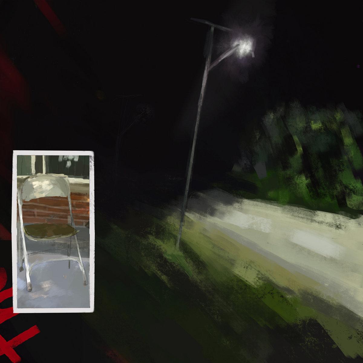 "Album art for Car Seat Headrest's ""Making a Door Less Open."""