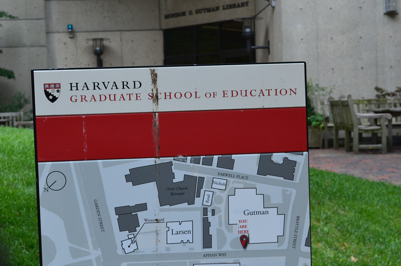 Harvard's Graduate School of Education will not accept doctoral applications this year due to pandemic-induced financial stress.