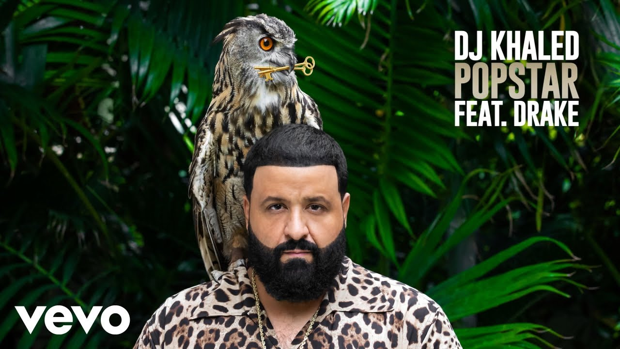 DJ Khaled and Drake's new music video also features Justin Bieber.