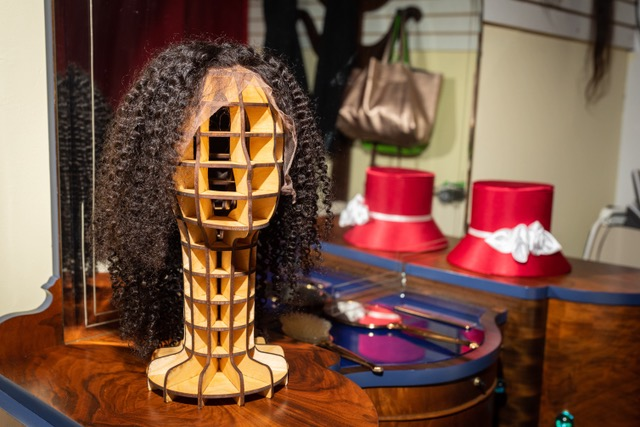 RepHAIRations is Arlington's first Black hair shop.