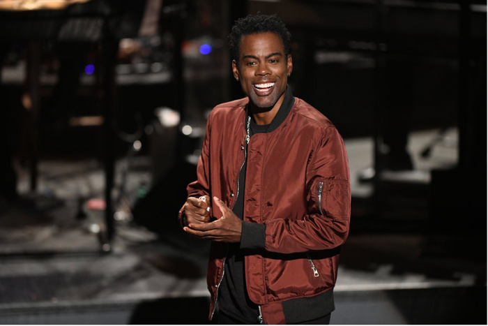 Host Chris Rock during the Monologue on Oct. 3, 2020