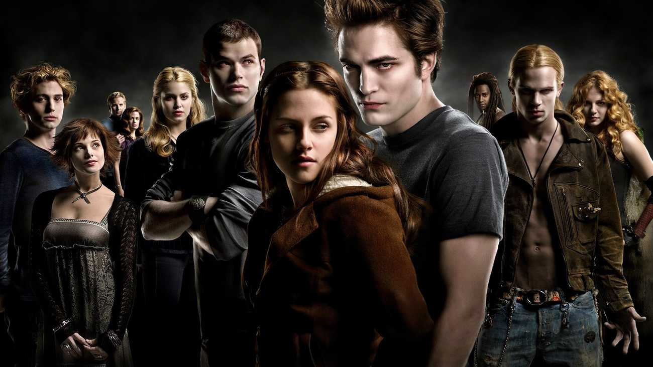 Twilight is bad. So why is it trending again?