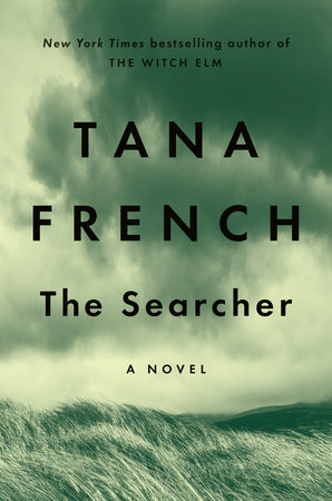 "Cover art for ""The Searcher."""
