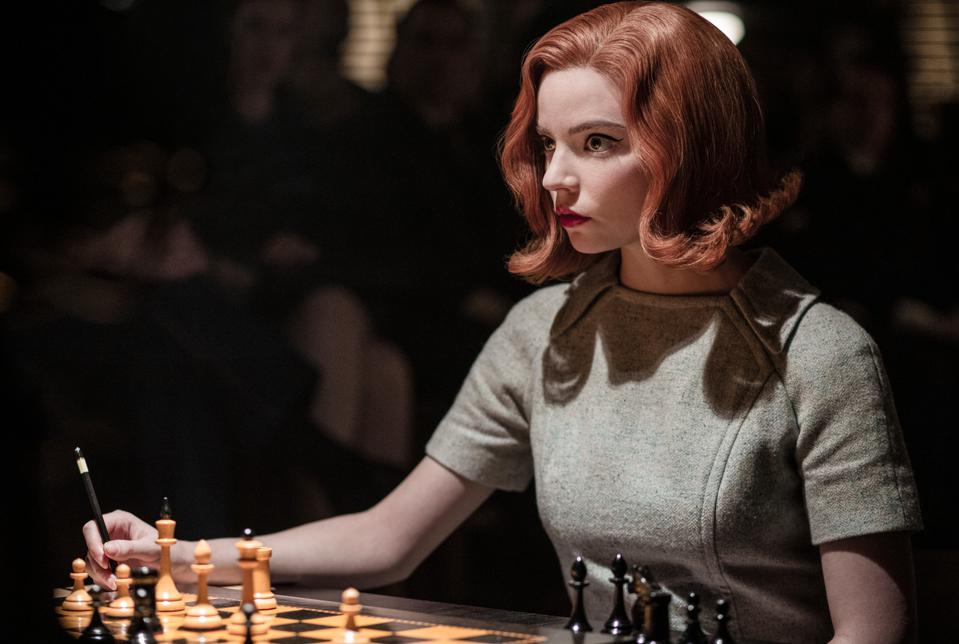 The Queen's Gambit' Features Bold, Brilliant Moves Played With Almost  Perfect (Grand)Mastery | Arts | The Harvard Crimson