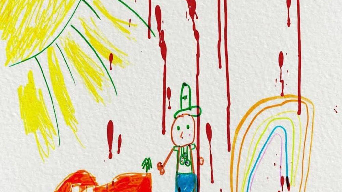 """Album art from Westside Gunn's """"Who Made the Sun Shine."""""""