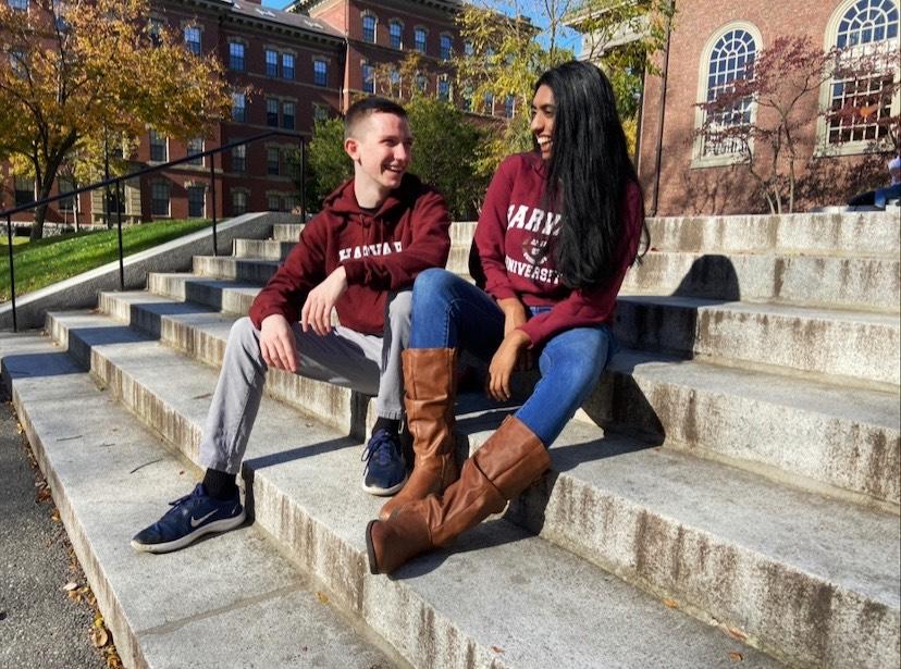Rukmini Ganesh '22 and Nicholas J. Brennan '23 are running to lead the Undergraduate Council.