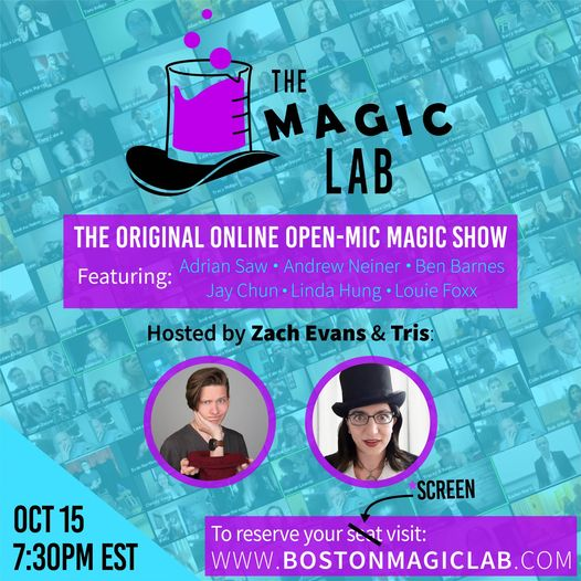 Boston Magic Lab had their final show of 2020 on Oct. 15