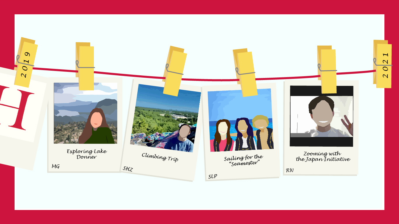 Students reflected on their decision to take a gap year rather than enroll in virtual school.