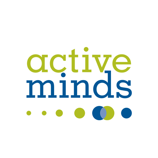 Active Minds is the nation's premier nonprofit organization supporting mental health awareness and education for students.