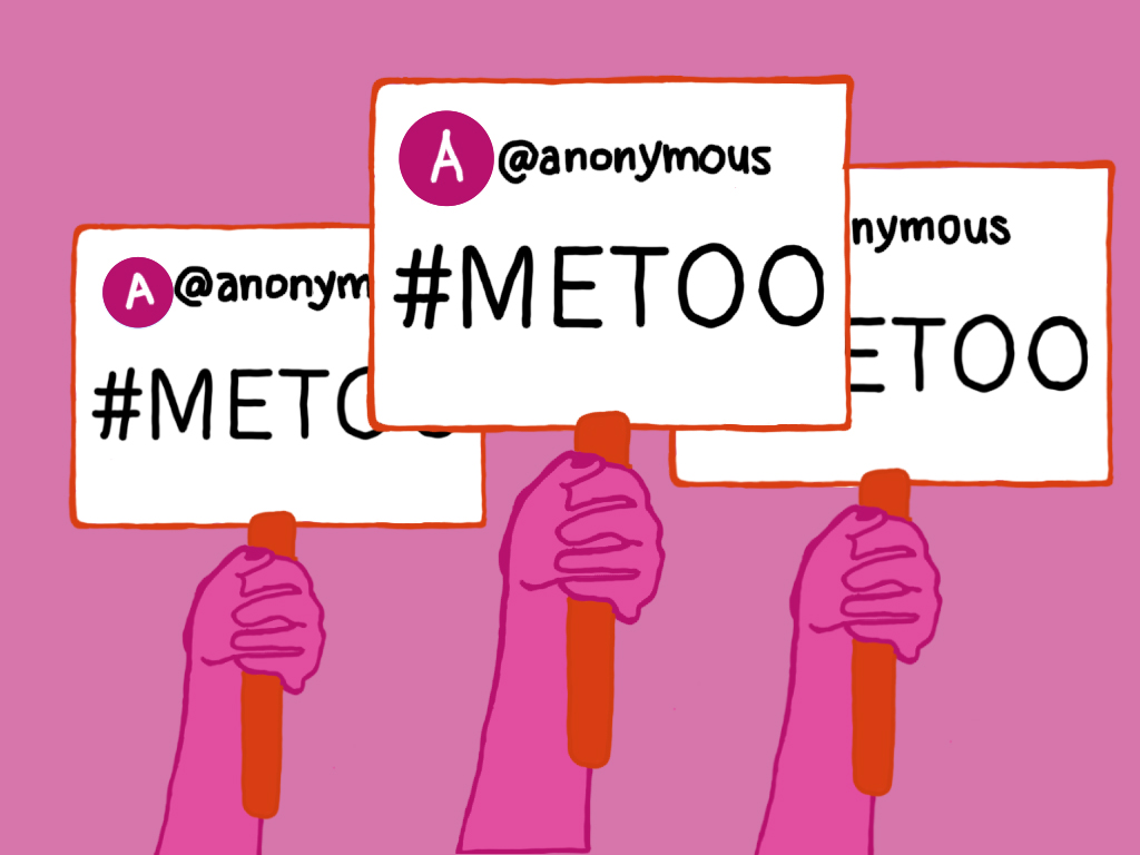 Our Harvard Can Do Better METOO graphic