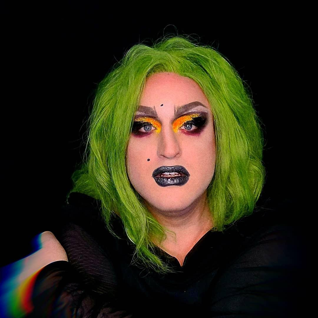 Coleslaw, a Boston-based Drag queen, would regularly sell out shows at the Charles Hayden Planetarium before the pandemic.