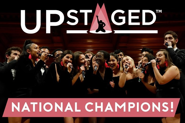 The Harvard Opportunes are the UpstagedAid National Champions.