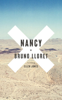"""Cover of """"Nancy"""" by Chilean author Bruno Lloret"""