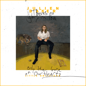"Cover of ""Little Oblivions"" by Julien Baker"
