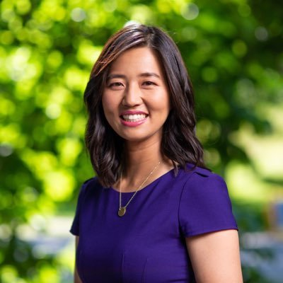 Michelle Wu '07 is running for mayor of Boston.
