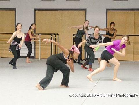 The Harvard Dance Center