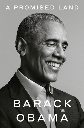 """Cover photo for """"A Promised Land"""" by Barack Obama, his newest memoir."""