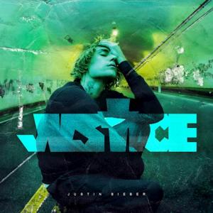 """Justin Bieber """"Justice"""" album cover"""