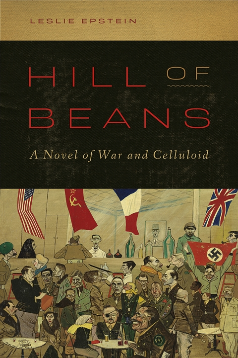 "Cover Art for ""Hill of Beans"" by Leslie Epstein"
