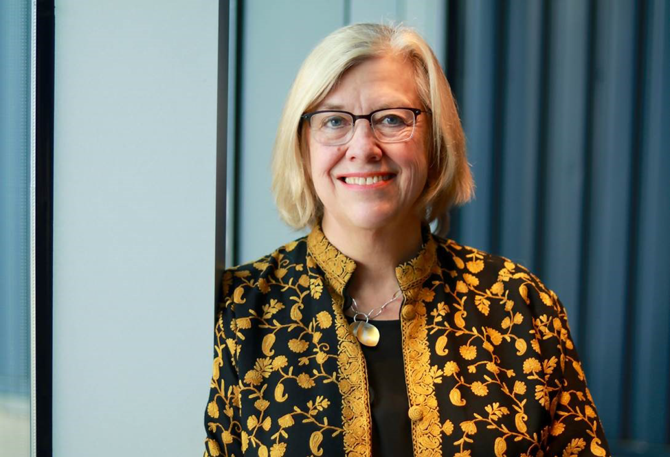 Jan Hammond, the Business School's senior associate dean for culture and community, recalls being questioned early in her tenure because there were so few female professors.