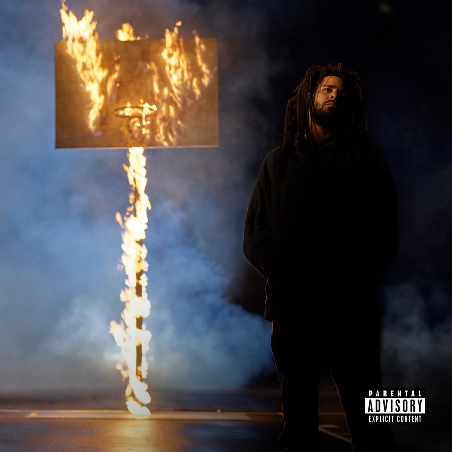 "Album cover for J. Cole's ""The Off-Season."""