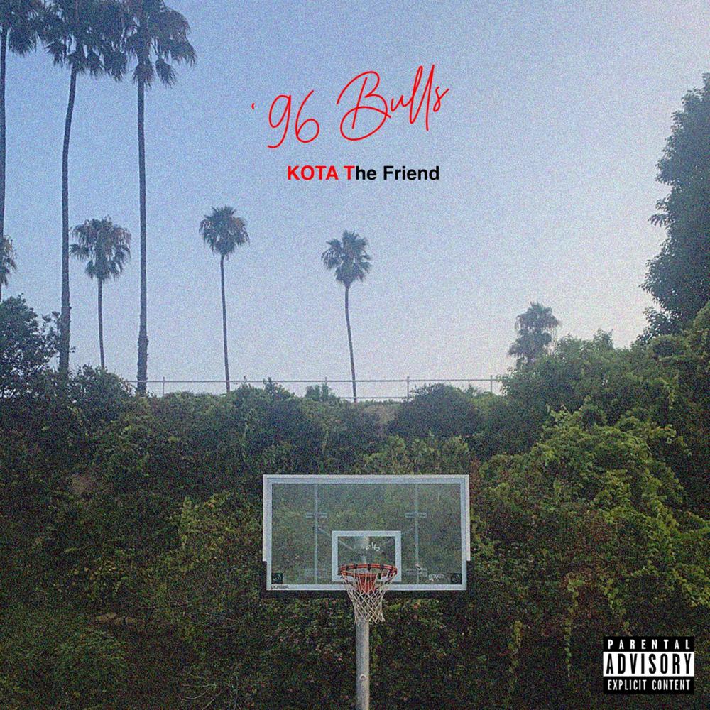"""Single cover for Kota the Friend's """"'96 Bulls."""""""