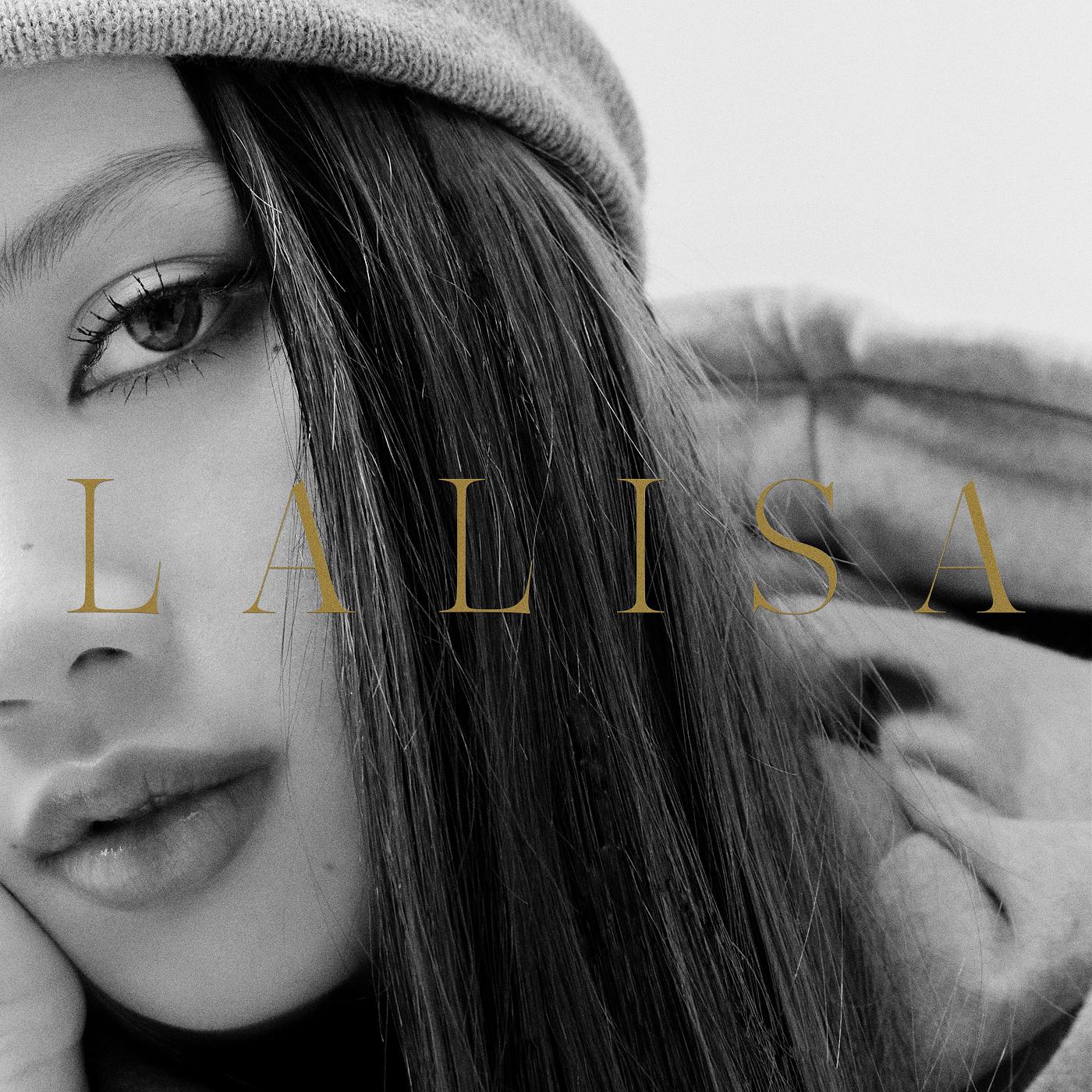"""Cover art for Lisa's """"Lalisa."""""""
