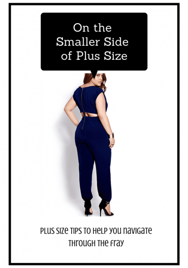 Smaller End Of Plus Size