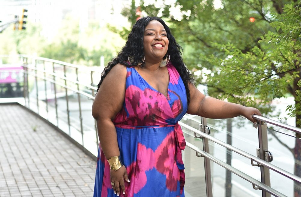 An Interview with Chenese Lewis- A Plus Size Trailblazer Making Moves!