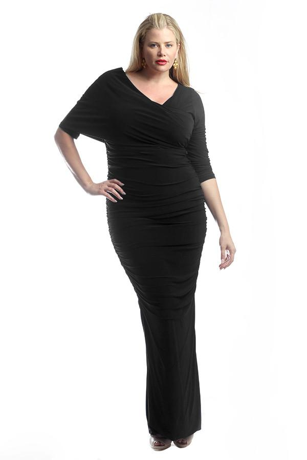 Melissa Masse in plus sizes