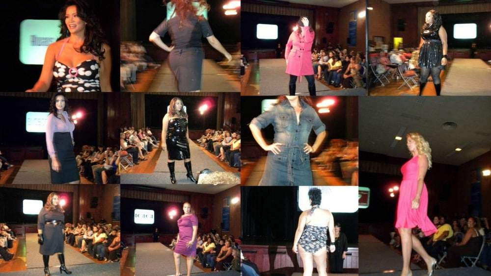 Love Your Body Day Plus Size Fashion Show