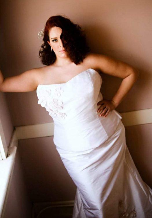 Cc. elaine Plus Size Bridal