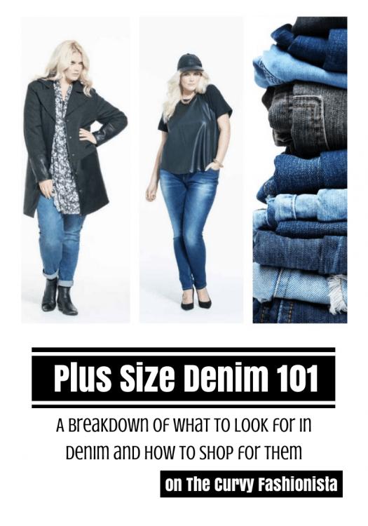 Plus Size Denim 101