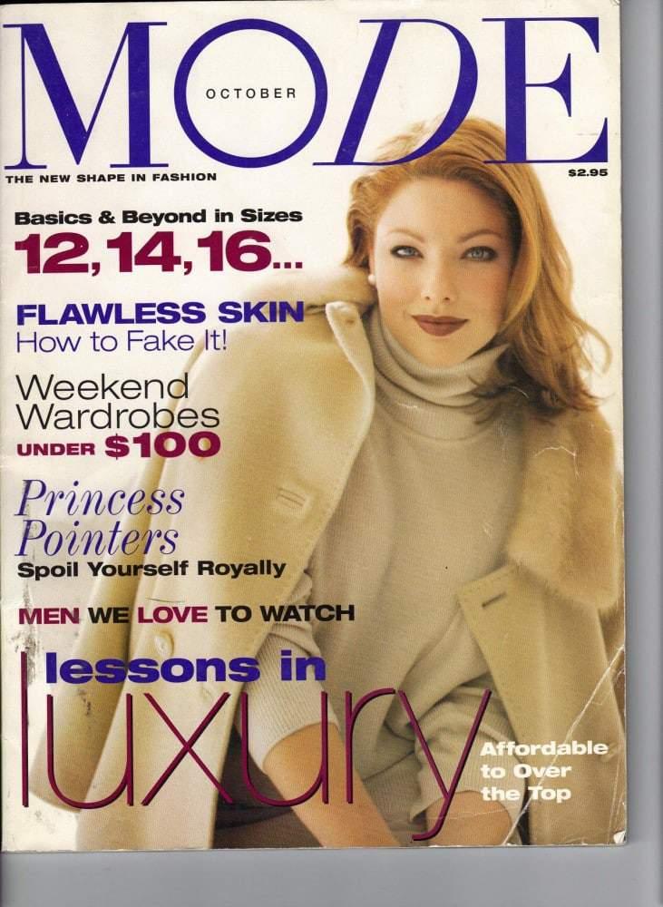 Mode Magazine Cover