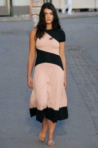 Crystal Renn for Chanel at Saint Tropez