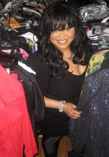 Celebrity Stylist and Plus size designer Susan Moses