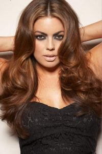 An interview with Plus Model Fluvia Lacerda on The Curvy Fashionista